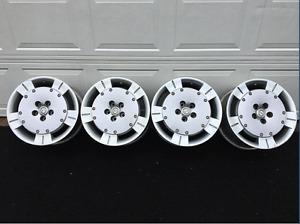 "Lexus 18"" wheels"