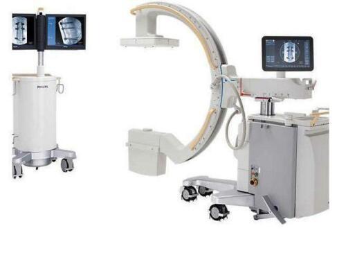 Philips Veradius Mobile C-arm Flat Digital Detector 2021 upgrade