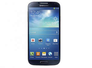 Samsung Galaxy S4 BLACK -16 gb