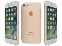 Iphone 7 32gb Gold Brand New Condition & Warranty Come with accessories