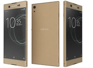 Sony Xperia XA1 Ultra Gold - Dual Sim, Unlocked 4GB, 64GB