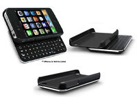 Bluetooth Slide QwertyKeyboard Case for iPhone 4/4s