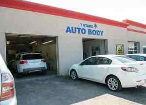 EMPLOYMENT WANTED For 7 Star Auto Body