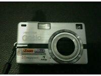 Pentax optio digital camera