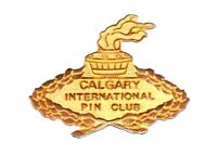 CALGARY INTERNATIONAL PIN CLUB 27TH ANNUAL FESTIVAL OF PINS