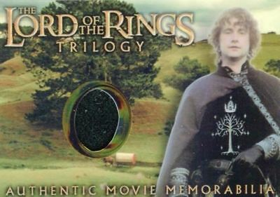 Lord of the Rings Trilogy Chrome Pippin's Gondorian Tunic Costume Card (Pippin Costume)