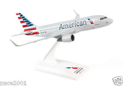 Skymarks American Airlines A319 (New Livery) 1/150 Scale Model w Stand