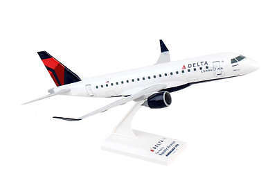 Skymarks Delta Connection Republic Airways Erj175 1 100 Scale Plane With Stand