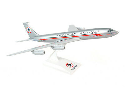 SkyMarks SKR707 American Airlines Boeing 707 1:150 Scale New in Box