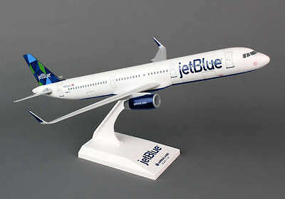 Skymarks Jetblue Airbus A321 1 150 Model Plane With Stand