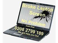 Laptop & Mobile Screen Repair Professional London, Stratford, Leytonstone, Highams Park, Walthamstow
