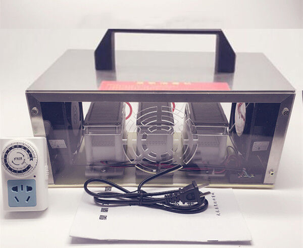 110V 30g Ozone Generator long-life Ozone Disinfection Machine Air Purifier Tool