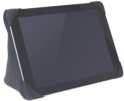 "Tablet Pal 9.5-11"" Tablet Holder/Pillow/Stand (Black) for iPad Air 1 & 2 NEW"