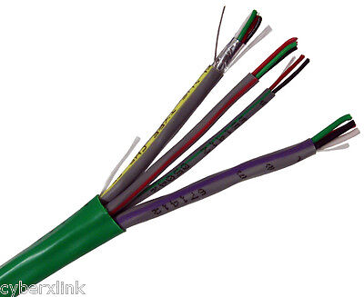 Access Control Cable Security BARE COPPER 18/4+22/4+22/2+22/3SHLD BCC-108 500FT