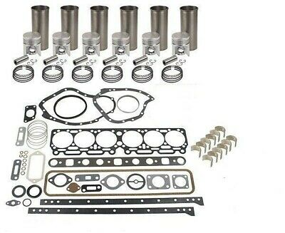 John Deere 6068th Turbo Powertech Tier 2 3 Major Engine Overhaul Kit Re521616