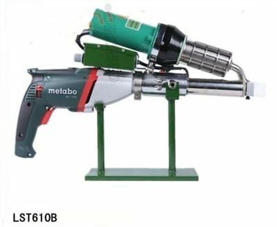 Handheld Plastic Extruder Pvc Pp Extrusion Welding Machine Hot Air Gun Lst61 Fc