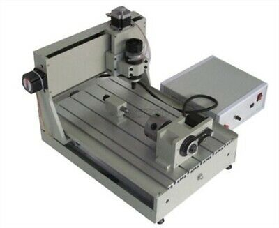 4 Axis Cnc Router Engraver Pcb Drillingmilling Engraving Machine 3040ch80 Ts
