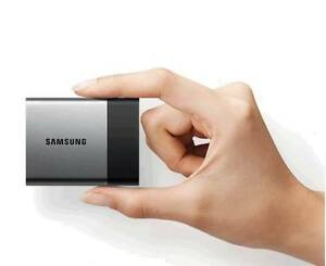 Disque SSD portable USB SAMSUNG T3 - 250GB - Windows/Mac/Android