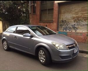 2006 HOLDEN ASTRA COUPE CD MANUAL Kensington Melbourne City Preview