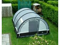Family tunnel tent - 6 man