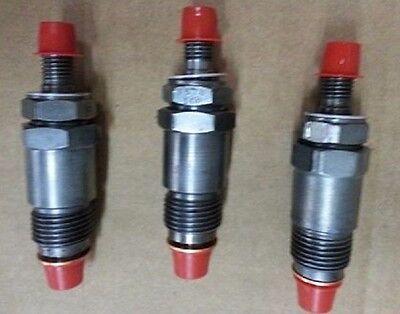 Usedrebuilt Kubota D750 Set Of 3 Fuel Injectors 15271-53020 70000-65209