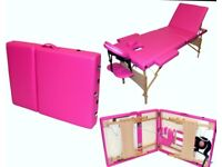 Portable beauty bed
