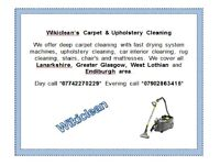 Wikiclean's Carpet & Upholstery Cleaning