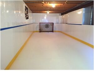 Home Hockey and Skating Rink Solutions - Boards Kitchener / Waterloo Kitchener Area image 2