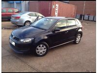Volkswagen Polo 1.2 Petrol 2009 New Shape Cheap Insurance Great Condition 5 Door VW Polo