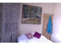 Double room in lovely house!