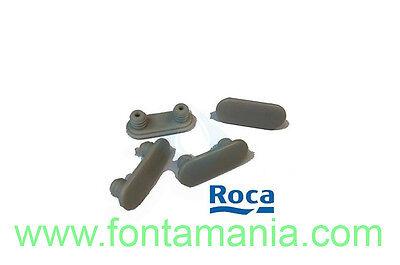 Tope aro asiento inodoro wc Roca Rectangular 37x12 (1 UNID)