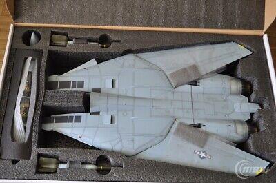 1/18 JSI F-14A Tomcat VF 154 Black Knights (LED Ver. 777pcs Limited.)
