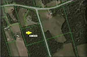 4.61 Acres on Brians Road, Murray River, PEI