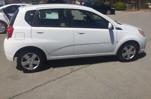 2009 Chevy Aveo 157,000 kms