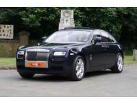 2010 Rolls Royce Ghost 6,6 4dr