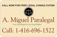 DISCRIMINATION ISSUES - CALL 416 696 1522