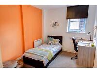 Glasgow Studio Student Accommodation (City Centre)