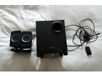 Creative Bluetooth Speaker Set With Subwoofer