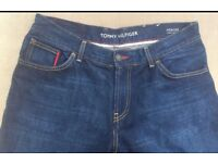 NN TOMMY HILFIGER Mercia Straight Fit Jeans