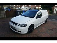 Vauxhall Astra Diesel Crew Cab , GTE Reg! Irmscher Body Kit