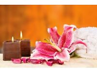 Massage appointments - Exeter