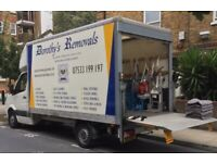 Removals man and van rubbish clearance house moves handyman