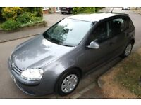 2006 VW GOLF 1.4 PETROL - LOW MILEAGE - hpi clear