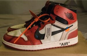 ff99adae30d5 Nike Off White Air Jordan Chicago