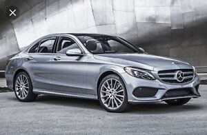 C300 2015 Mercedes for rental