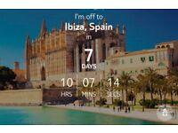 Ibiza all inclusive holiday