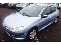 PEUGEOT 206 mate 1.4 hdi 2004 not TDI golf sri 207 Clio 307 206 punto swift Ka swift Megane