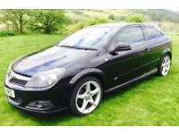 Vauxhall Astra SRI 1.9 CDTI X PACK 3 Door