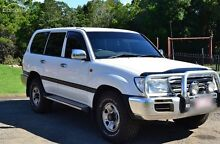 2004 100Series Toyota Landcruiser Lake Innes Port Macquarie City Preview