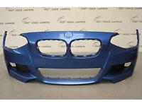 Bmw F20 M Sport Blue Front Bumper genuine 2011-2015